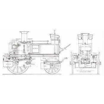 Shand Mason Fire Engine M28