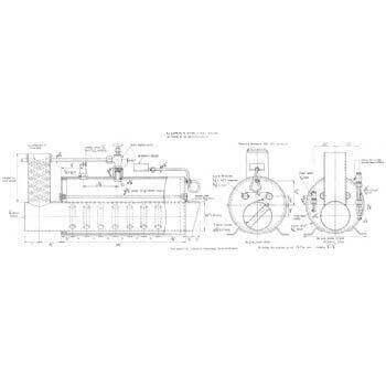 Centre Flue Boiler M24