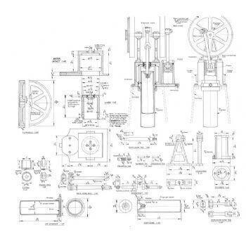 Heinrici Hot Air Engine M2