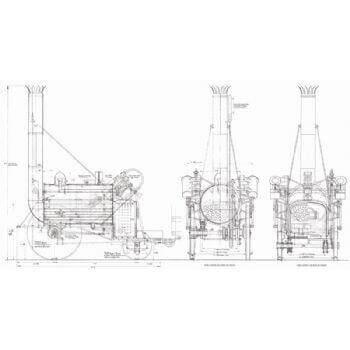 Stephensons Rocket LO958