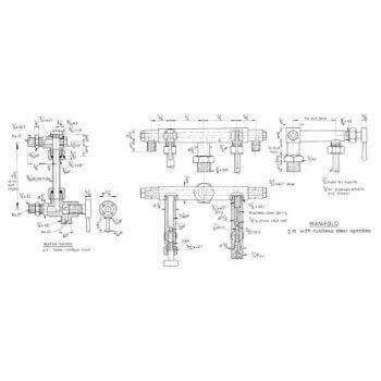 Standard Loco Boiler Fittings LO42