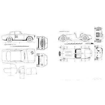Maserati & Alfa MM987