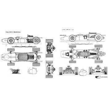 Repco Brabham MM986