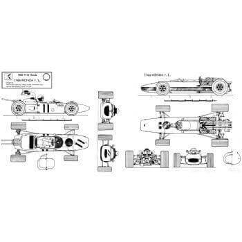 Honda F1 MM983