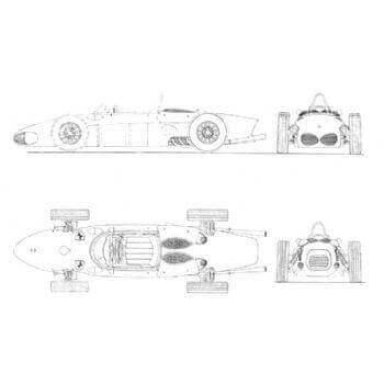 Ferrari F1 1961 MM658