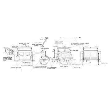 Benz Dogcart MM387