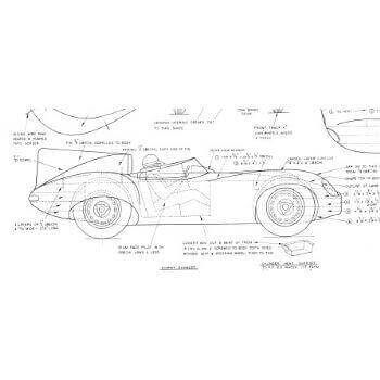 Jaguar D Type MM367