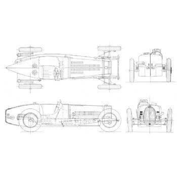 Bugatti  MM243
