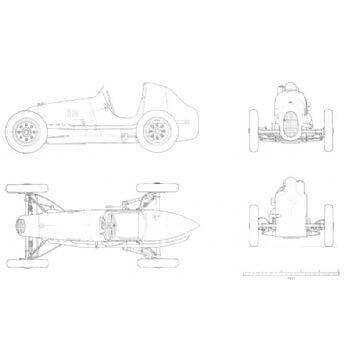 Austin 744cc MM205