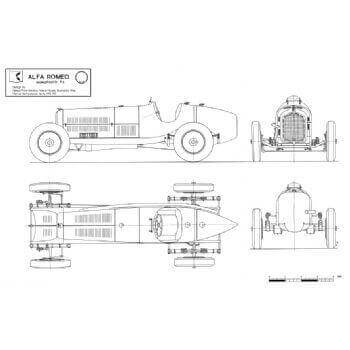 Alfa Romeo P3 MM132