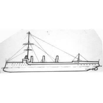 Tbd Cruiser Leader MM913