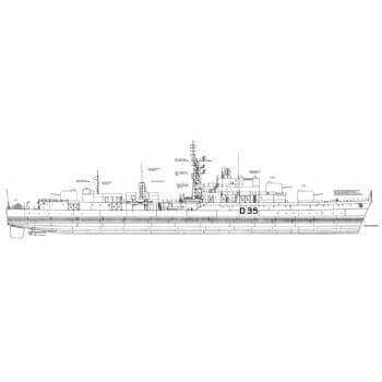 Diamond HMS MM763
