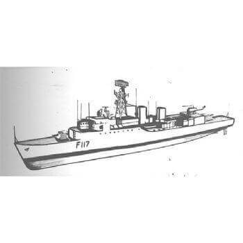 Ashanti HMS MM797
