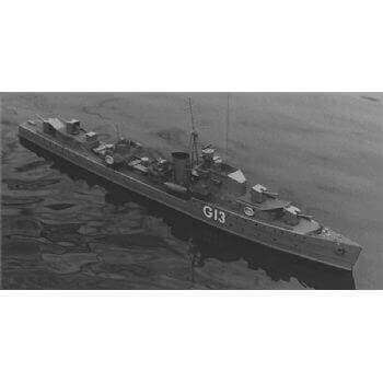 HMS Quickstep BM1413