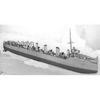 HMS Mohawk MM1227