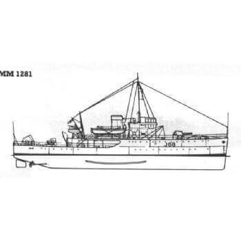 Bude HMS MM1281