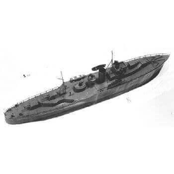 Bittern HMS MM587