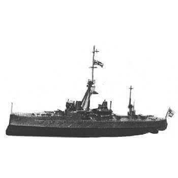MM1202 HMS Dreadnought Plan
