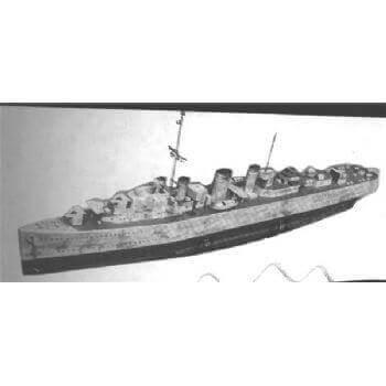 HMS Manxman MM1438
