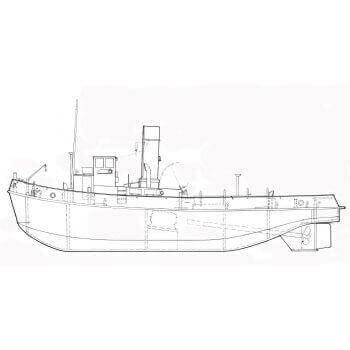 Tiddler V104 Tug Plan