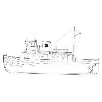 American Tug V109 Plan