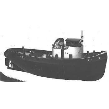 River Tug MM451 Plan