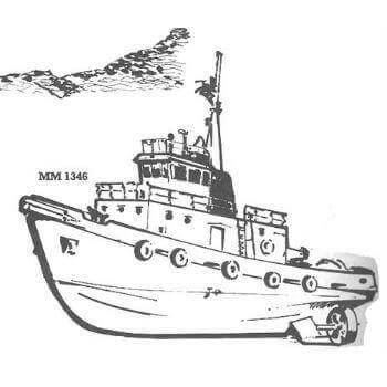 Yarra MM1346 Tug Plan