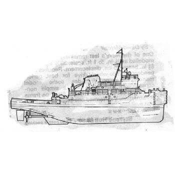 Heide Moran MM1249 Tug Plan