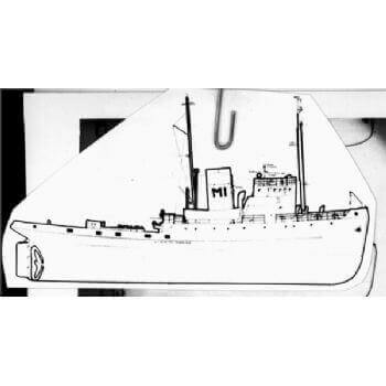 Metinda III MM1194 Tug Plan
