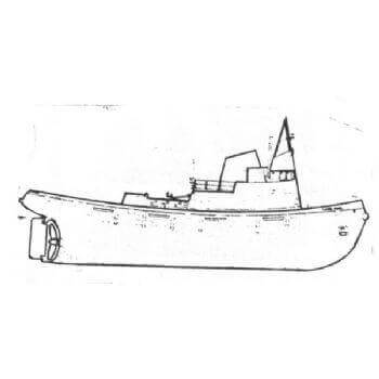 Flying Duck MM1176 Tug Plan