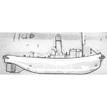 Tid Class Tug MM1146 Plan