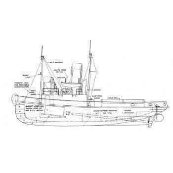 Bustler MM363 Tug Plan