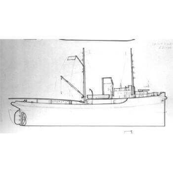 Saint Class Rescue MM1133 Tug Plan