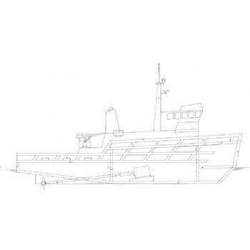 Halcyon BM1455 Tug Plan