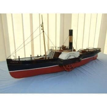 Chieftain MM1168 Tug Plan