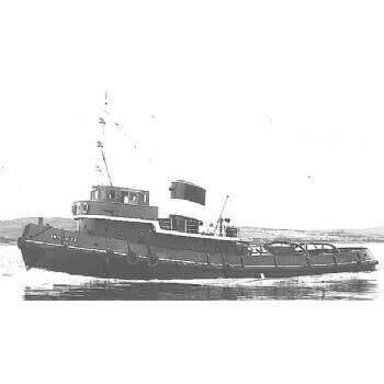 Brigadier MM999 Tug Plan