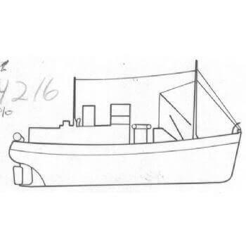 Admiralty Mfv MM1216