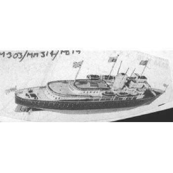 Britannia Royal MM303