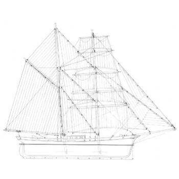 Brigantine SY33 Static Sail Plan