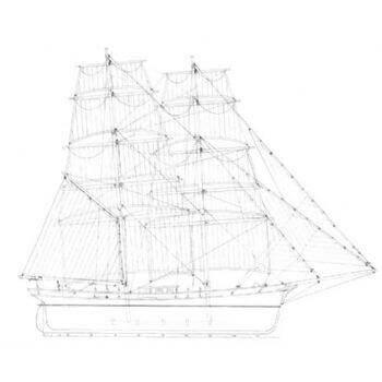 Brig SY34 Static Sail Plan