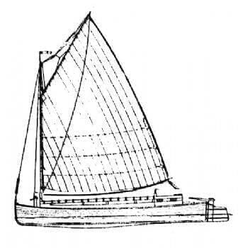 Norfolk Wherry MM1367