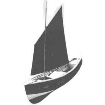 Enterprise MM1040 Static Sail Plan