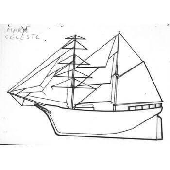 Marie Celeste MM1038 Plan