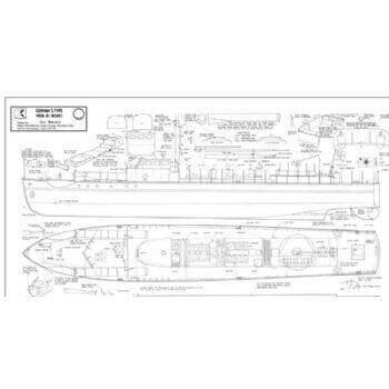 E Boat MM667