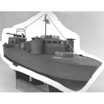 BPB  70Ft Motor Gunboat MM1280