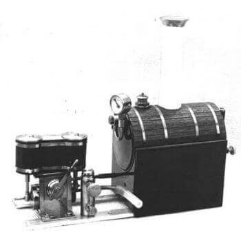 Victoria Oscillating Engine MM1371 Plan