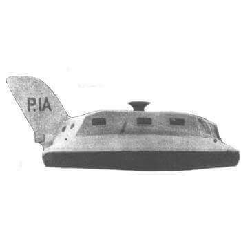 Lilo Hovercraft MM755 Plan