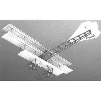 AM1501 - Avro Triplane Plan