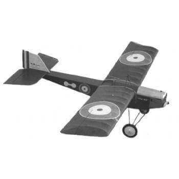Old Bill Model Aircraft Plan (RC1090)