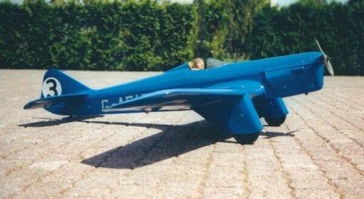 """Miles M.5 Sparrowhawk (63"""") SET"""
